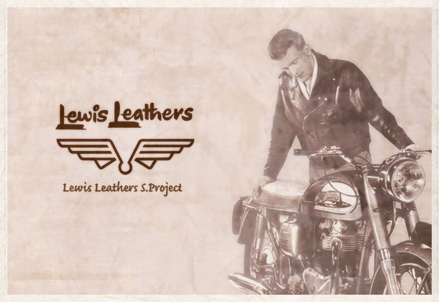 Lewis Leathers S.Project - ENTER -